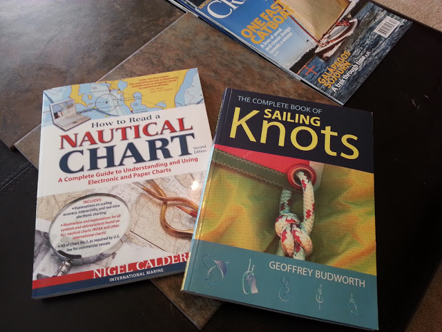 How to Read Nautical Chart and Sailing Knots