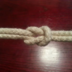 Reef [Square] Knot