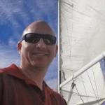 Single-handed skipper Mike