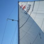 Catalina 25 Sailing